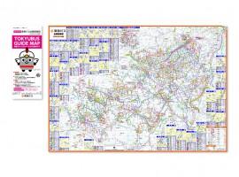 東急バス 全域路線図