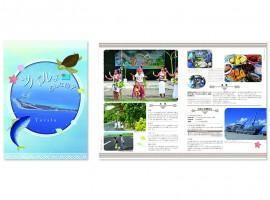 ツバル観光ガイドマップ
