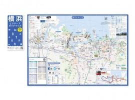 横浜ビジターズガイドマップ