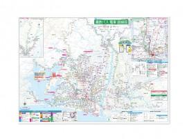 遠鉄バス 路線図