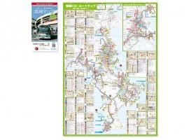 京急バス 全域路線マップ