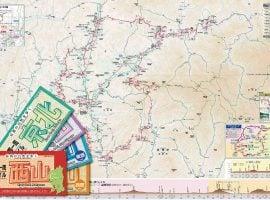 京都一周トレイルマップ