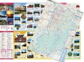奈良観光ガイドマップ