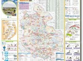 越谷市防災マップ